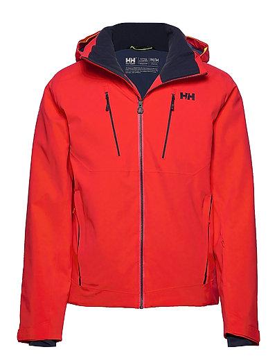 Alpha 3.0 Jacket Outerwear Sport Jackets Rot HELLY HANSEN