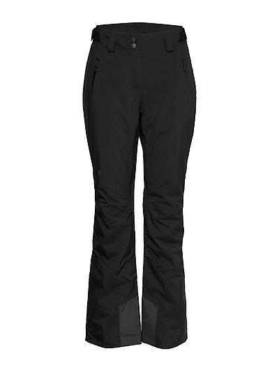 W Legendary Insulated Pant Sport Pants Schwarz HELLY HANSEN