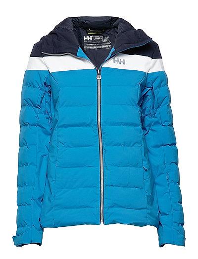 W Imperial Puffy Jacket Outerwear Sport Jackets Blau HELLY HANSEN