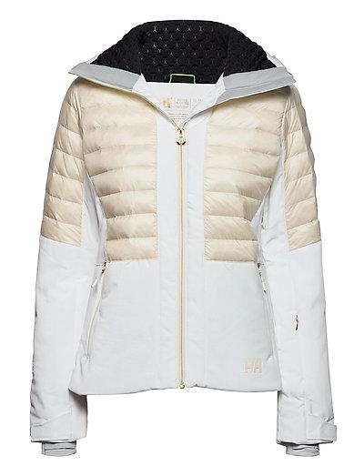 W Avanti Jacket Outerwear Sport Jackets Weiß HELLY HANSEN | HELLY HANSEN SALE