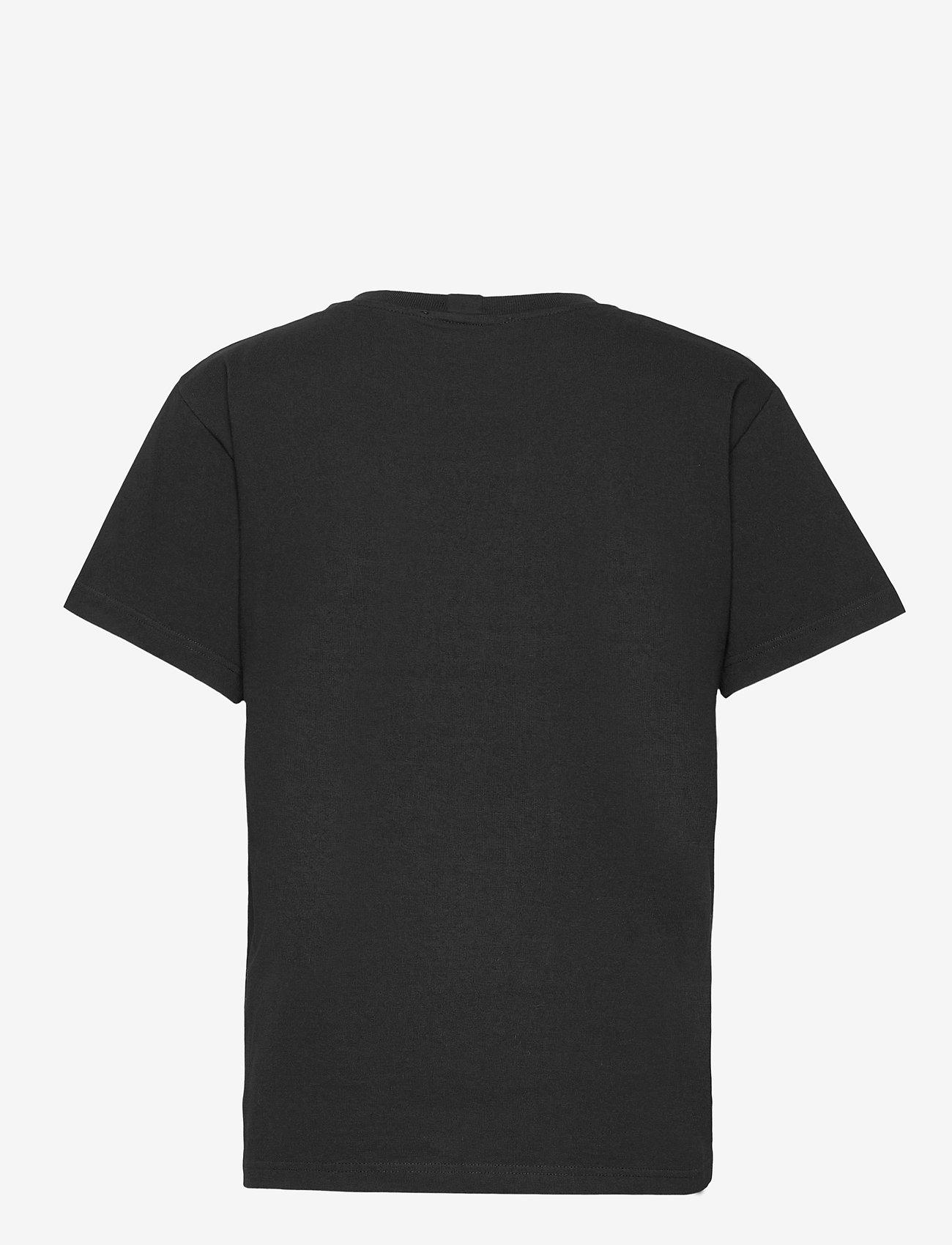 Helmut Lang - CLASSIC LOGO T.HVY C - t-shirts - black - 1