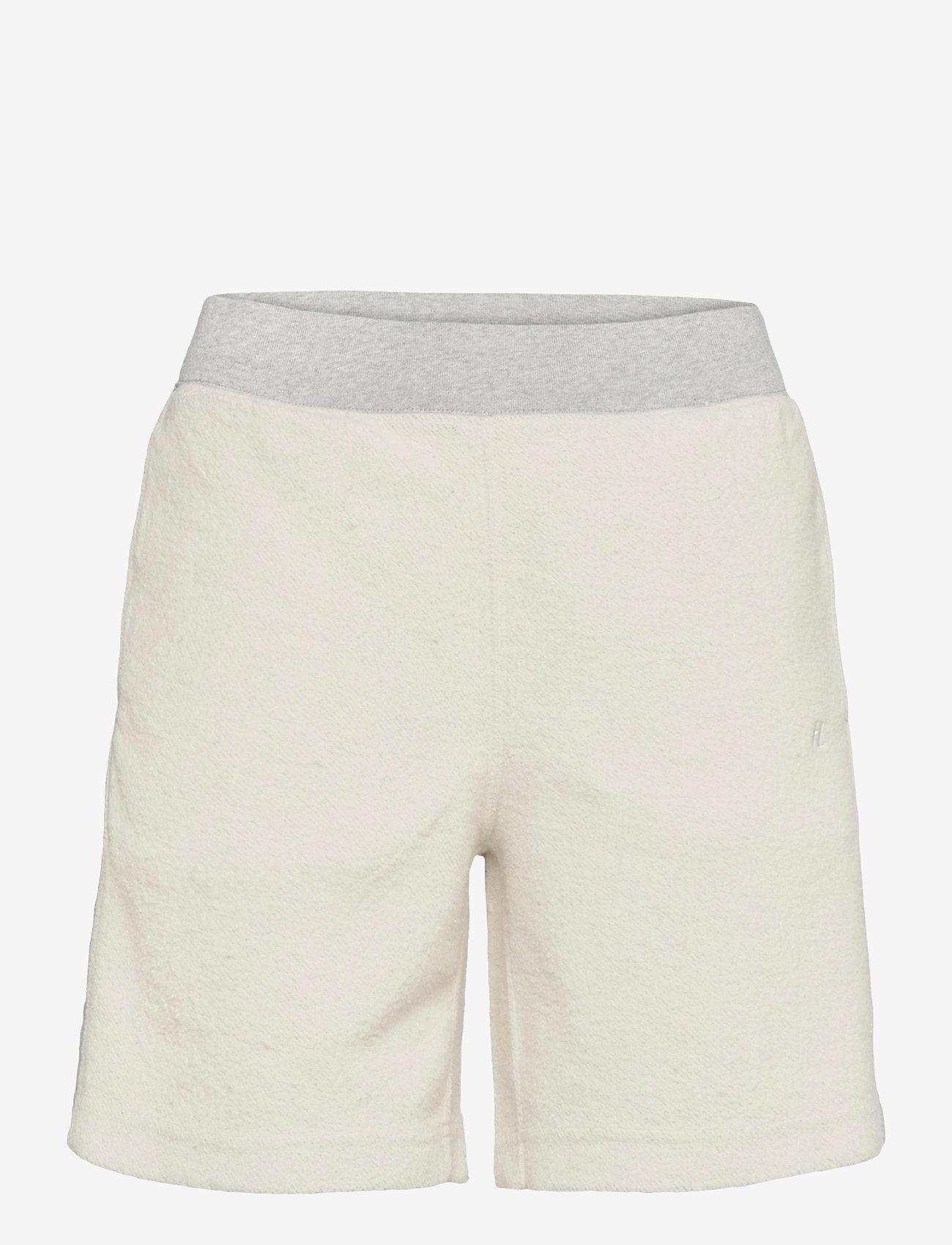 Helmut Lang - INSIDE OUT SHORT.INS - shorts casual - vapor heather - 0