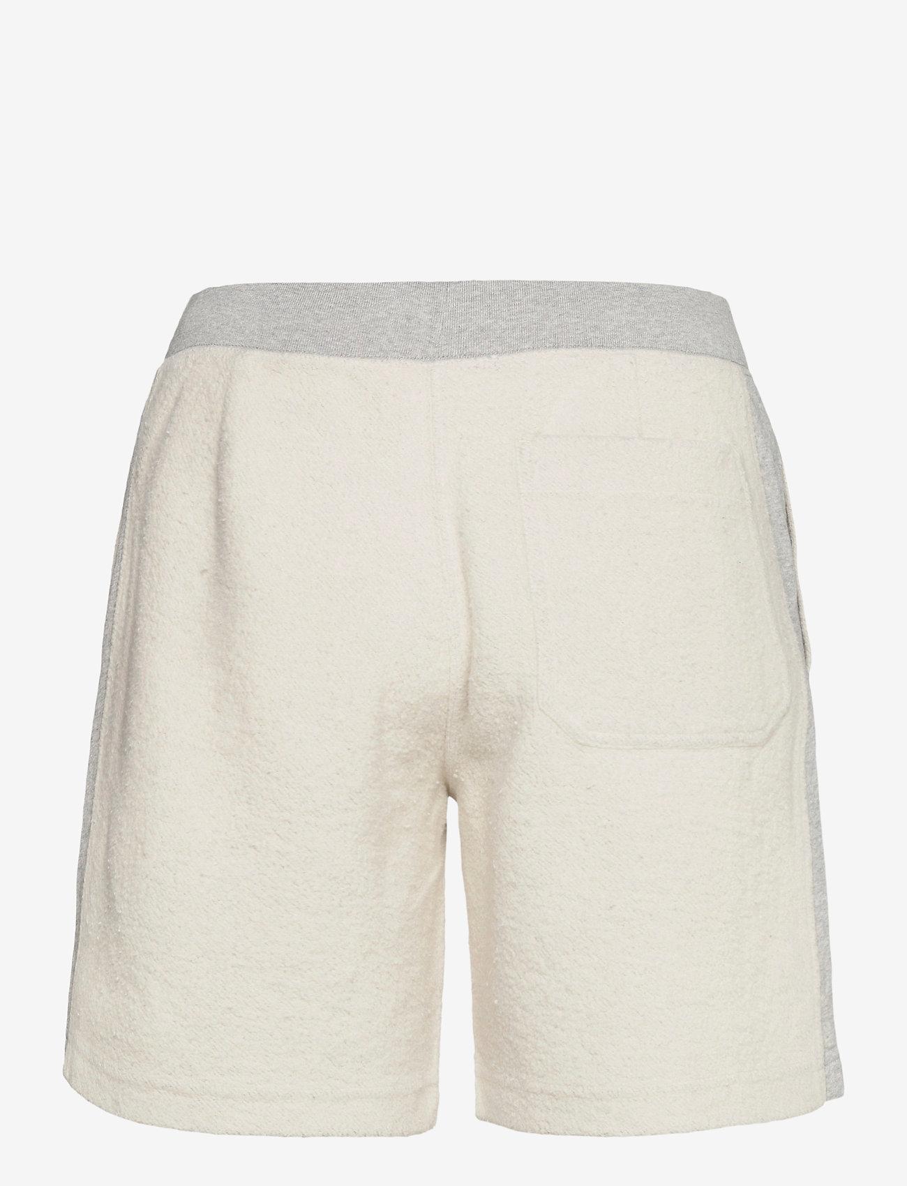Helmut Lang - INSIDE OUT SHORT.INS - shorts casual - vapor heather - 1