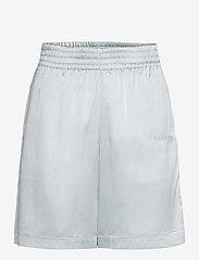 Helmut Lang - SILK SHORT.STR SILK - shorts casual - mechanical grey - 0