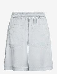 Helmut Lang - SILK SHORT.STR SILK - shorts casual - mechanical grey - 1