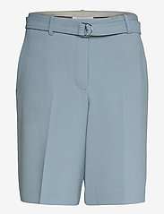 Helmut Lang - SUIT SHORT.STRETCH W - chino shorts - space grey - 0