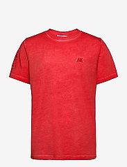 Helmut Lang - MILITARY TSHIRT.GARM - t-shirts basiques - flare - 0