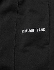 Helmut Lang - LOGO SWEATPANT.G SWT - kleidung - black - 3