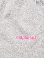 Helmut Lang - WIDE LEG SWTPANT.G S - kleidung - vapor heather - 2