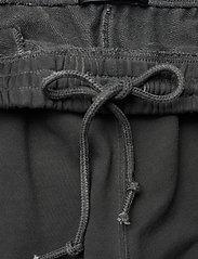 Helmut Lang - GD W LEG SWTPNT.GARM - bukser med brede ben - charcoal - 3
