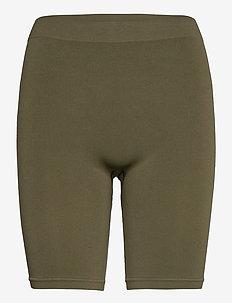 BIKE SHORTS.SEAMLESS - cycling shorts - hunter sage
