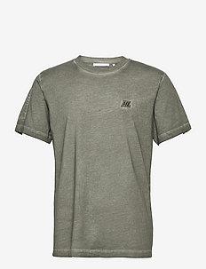 MILITARY TSHIRT.GARM - t-shirts basiques - alpine
