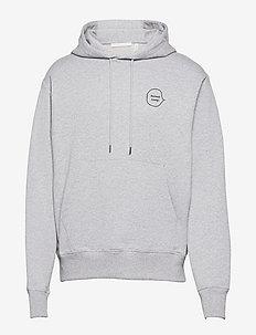 PUPPY HOODIE.PUPPY T - basic sweatshirts - vapor heather