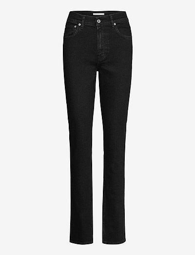 SKINNY JEAN.ACC BLAC - slim jeans - acc black stone