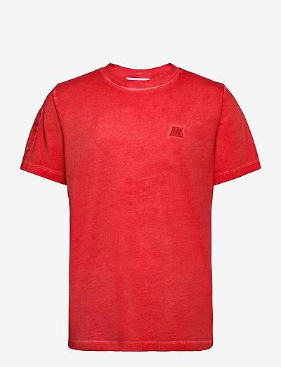 MILITARY TSHIRT.GARM - t-shirts basiques - flare