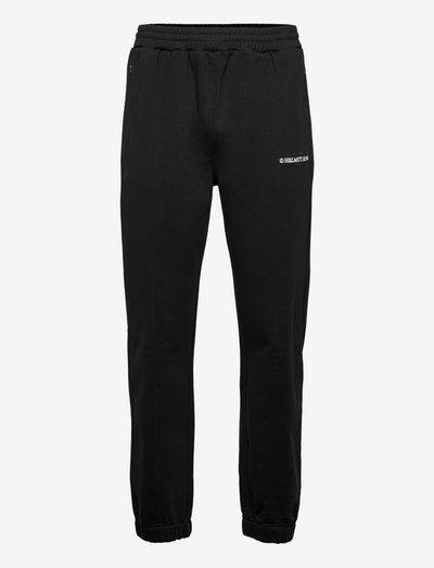 LAYER LOGO SWEAT.LAY - vêtements - black
