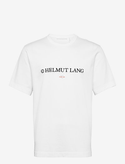 LAYER LOGO SS.LAYER - t-shirts à manches courtes - white
