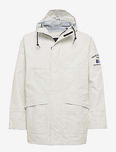 Sea Jacket - regenbekleidung - cloud white