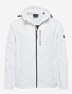 Jones Jacket - vindjakker - white