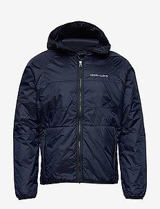 Mav HL Liner Hood Jacket - vindjakker - navy blue