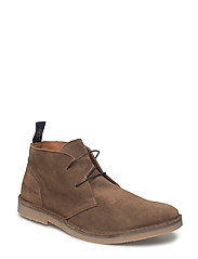 Dover Boot Suede - MBR