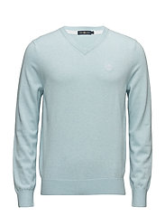 MORAY REGULAR V NECK KNIT - MIM