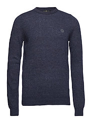 LABROT REGULAR CREW NECK KNIT - IND