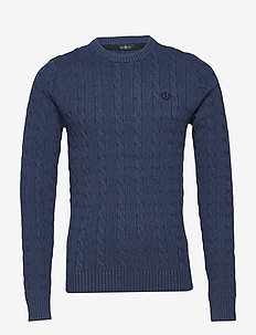 KRAMER REGULAR CREW NECK KNIT - DDM