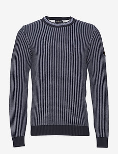OVERBURY REGULAR CREW NECK KNIT - IND