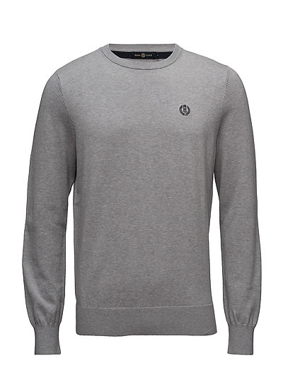 MORAY REGULAR CREW NECK KNIT - GYM