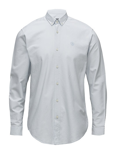 HENRI CLUB REGULAR SHIRT - SKY
