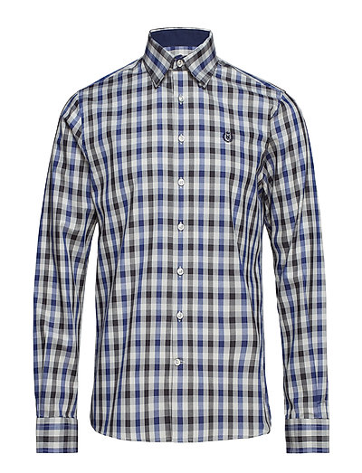 HL  Shirt Checkered - LGR