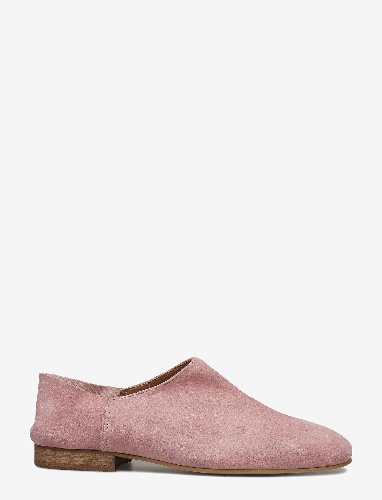Henry Kole - Ellen Suede Pink - loaferit - pink