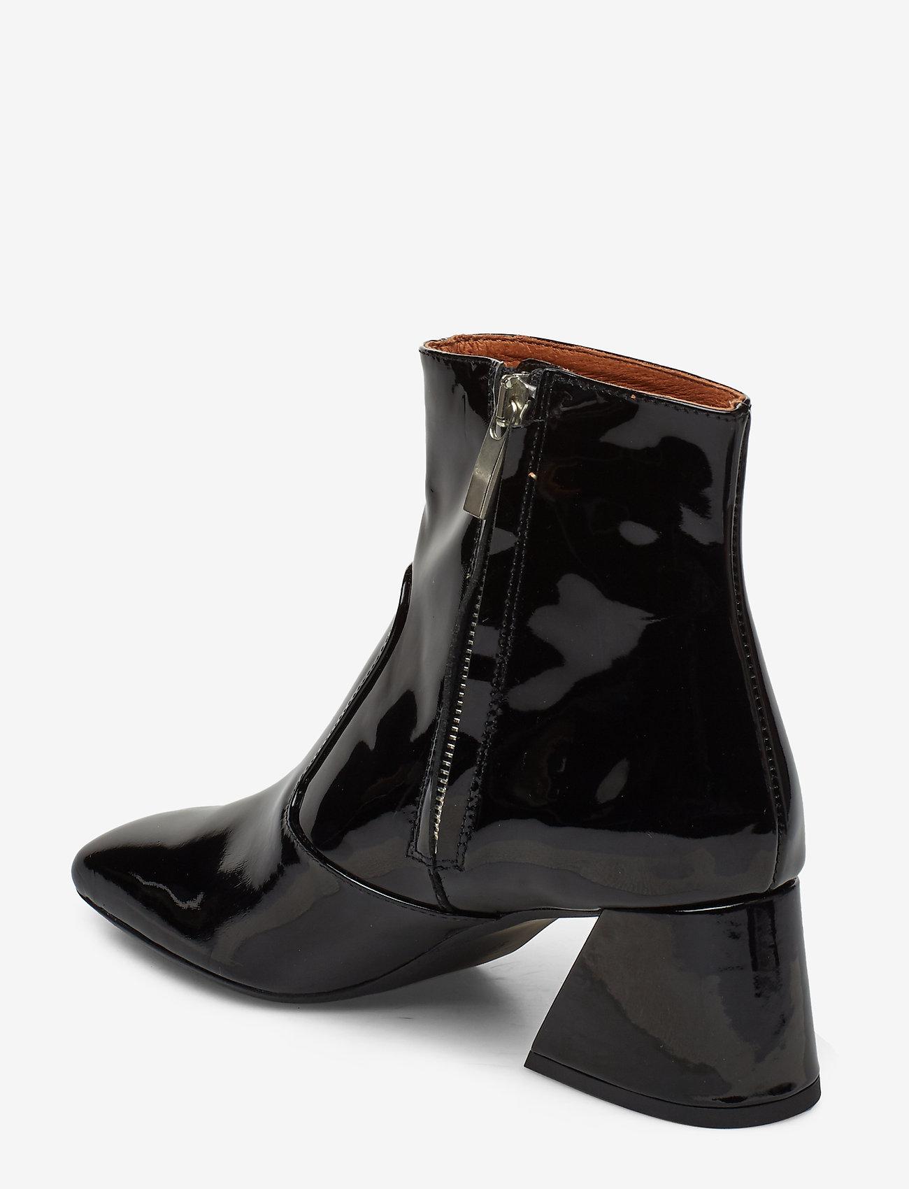 Nora Patent Black (Black) - Henry Kole