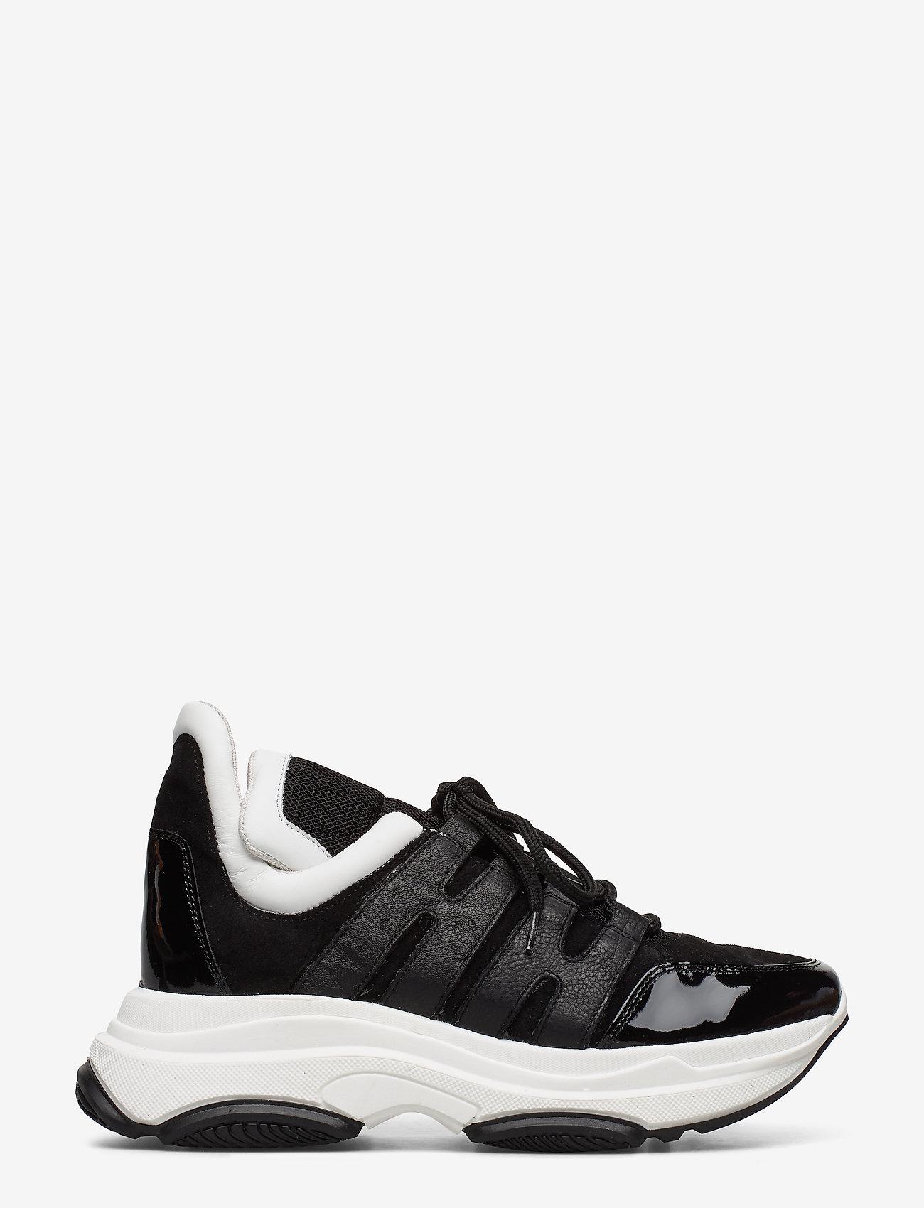 Henry Kole - Silvana - sneakers med lav ankel - black - 1