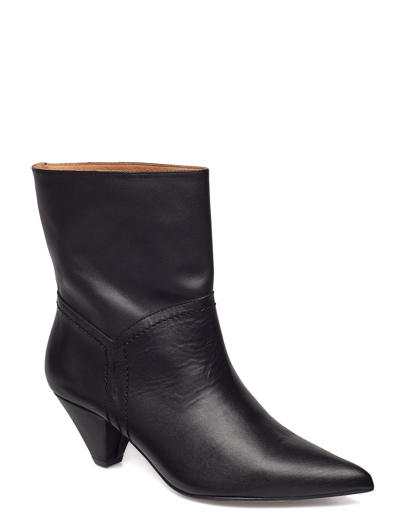 14edfb0d216 Henry Kole ankelstøvler – Selena til dame i Sort - Pashion.dk
