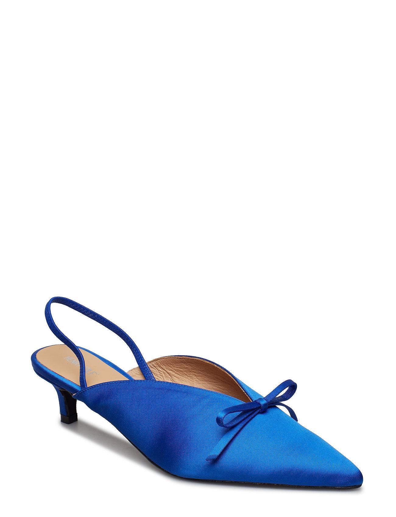 Henry Kole Amelie Satin Blue - BLUE