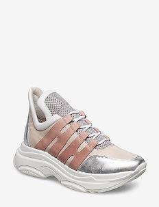 Silvana - chunky sneakers - blush