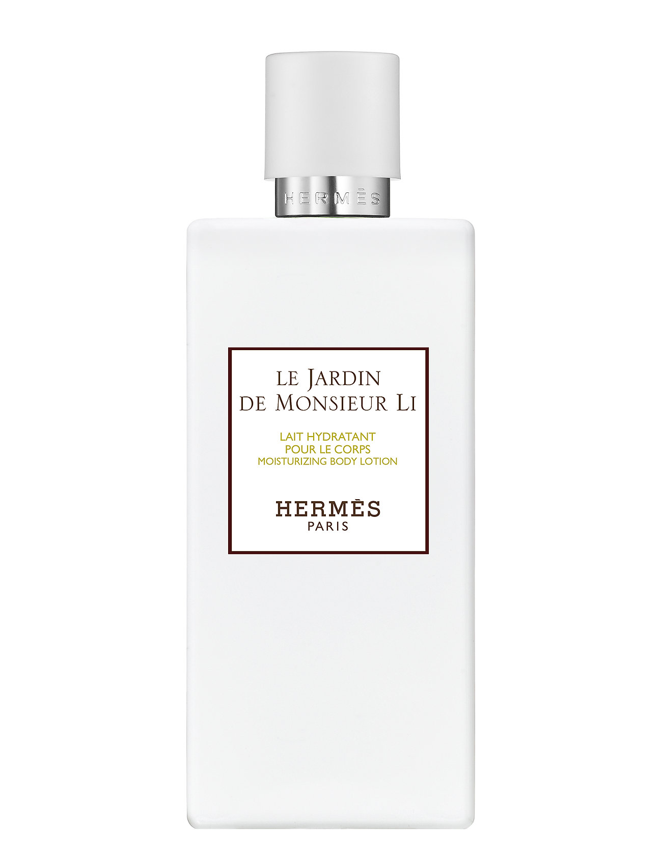Image of Le Jardin De Monsieur Li, Perfumed Body Lotion Beauty WOMEN Skin Care Body Body Lotion Nude HERMÈS (3121114375)