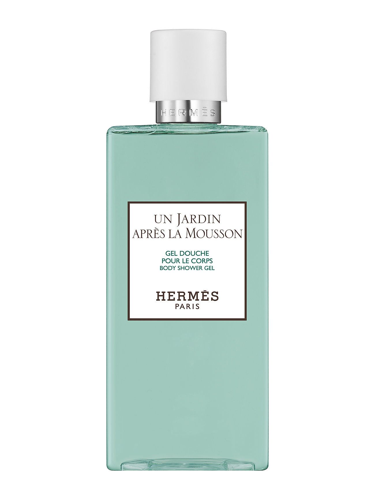 Image of Un Jardin AprèS La Mousson, Body Shower Gel Beauty MEN Skin Care Body Shower Gel Nude HERMÈS (3186825613)