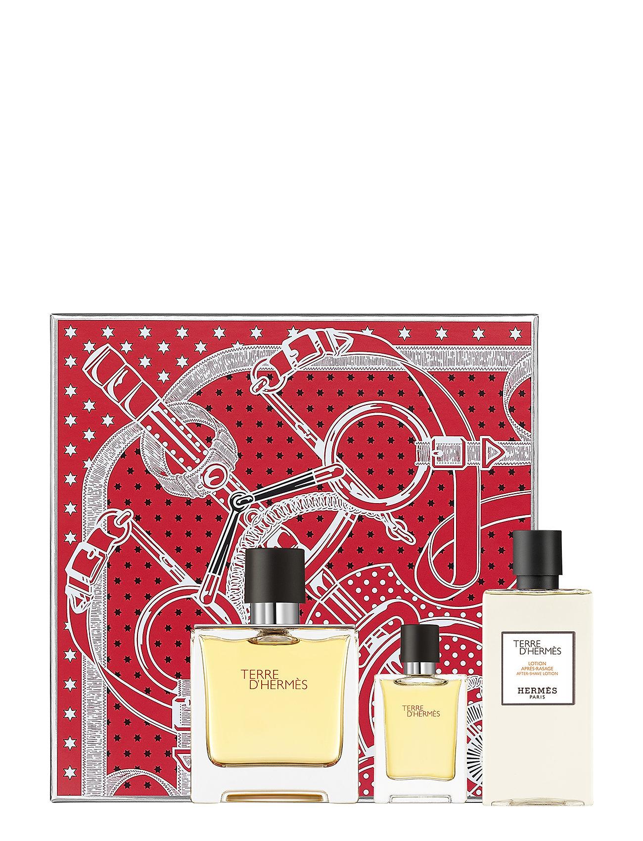 HERMÈS Terre d'Hermès Parfum Set - CLEAR
