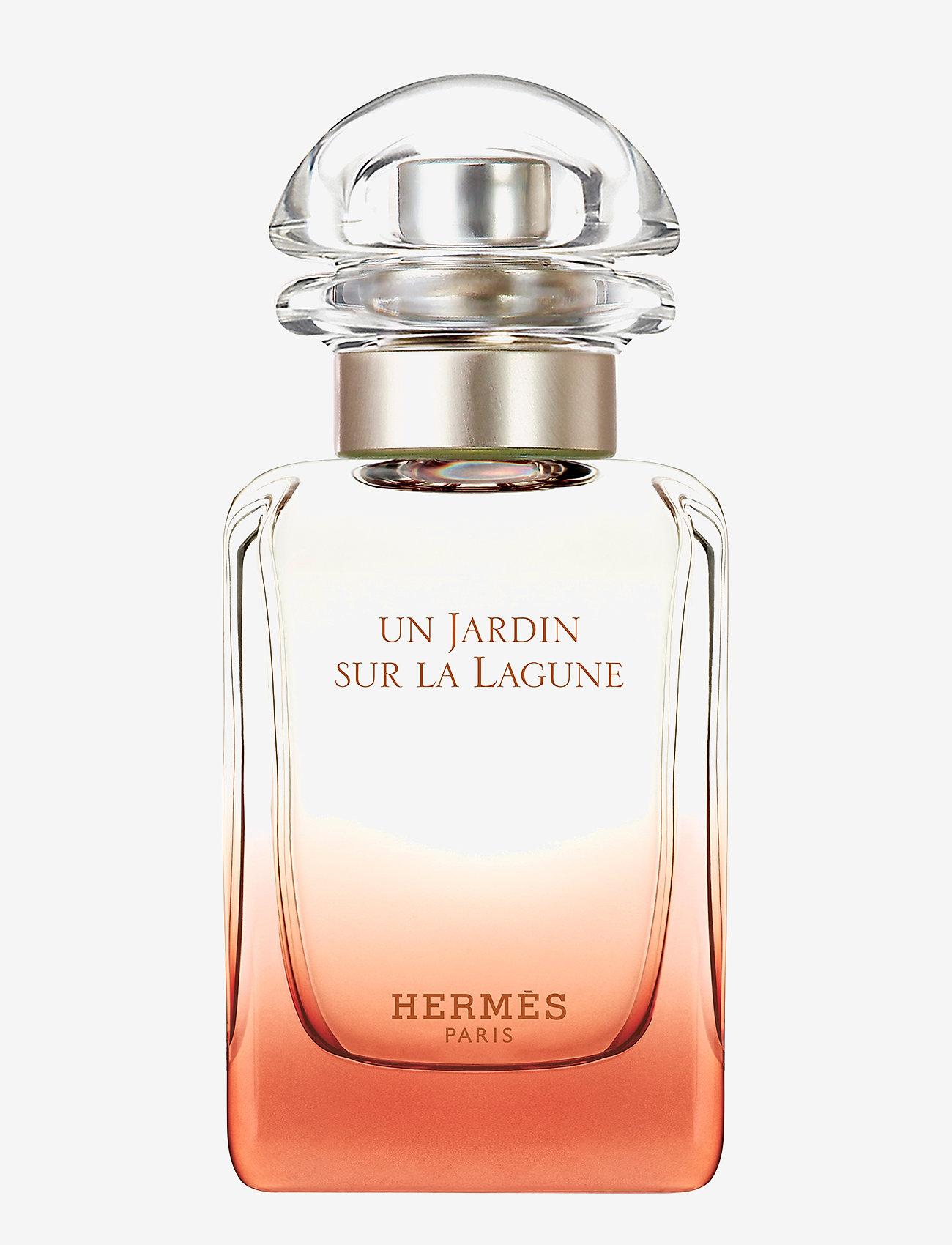 HERMÈS - JARDIN SUR LA LAGUNE EDT NS 30 ML - hajuvesi - clear