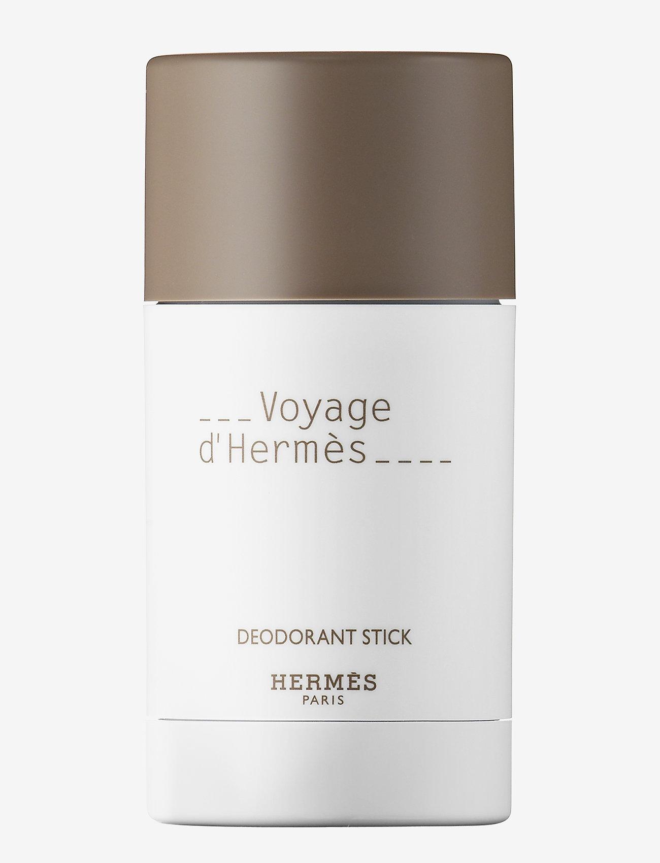HERMÈS - Voyage d'Hermès, Alcohol-free deodorant stick - deostift & krämer - clear - 0