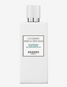 Un Jardin après la Mousson, Perfumed body lotion - CLEAR