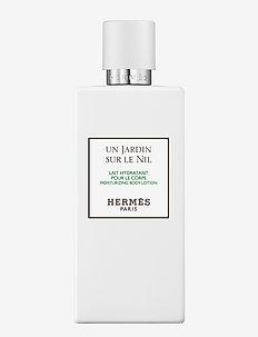 Un Jardin sur le Nil, Perfumed body lotion - CLEAR