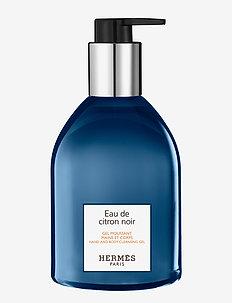 Eau de citron noir, Hand and body cleansing gel - shower gel - clear