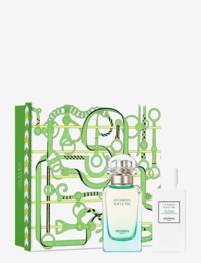 UN JARDIN SUR LE NIL LAGUNE EDT 50 ML + BL 40 ML MD 2021 - parfymset - clear