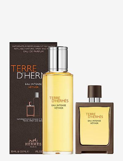 Terre d'Hermès Eau Intense Vétiver, set - CLEAR