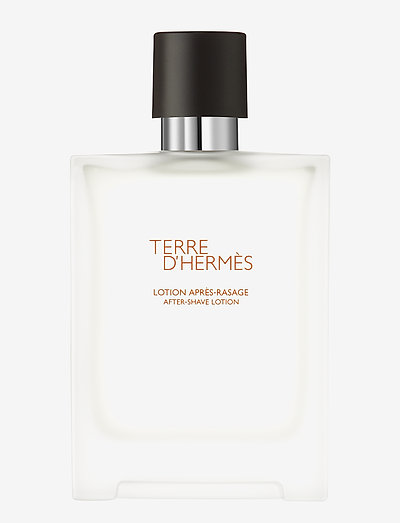 Terre d'Hermès, After-shave lotion - aftershave - clear