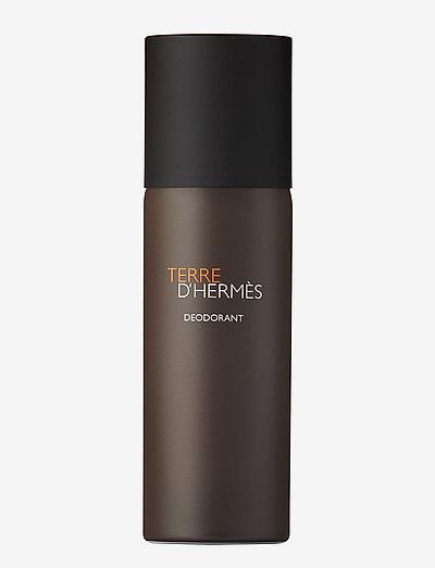 Terre d'Hermès, Deodorant spray - deospray - clear